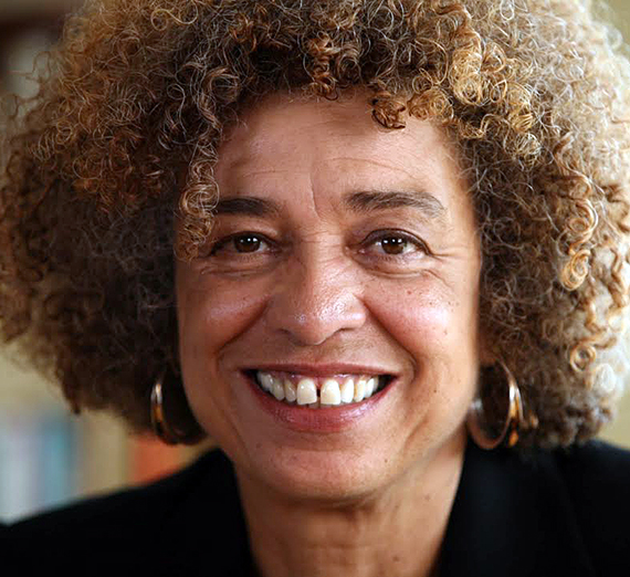Angela Davis. (Photo courtesy All American Speakers Bureau)