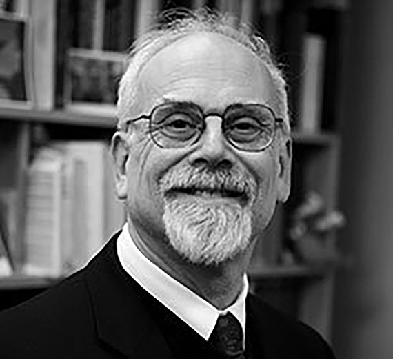Charles M. Rosenberg, Ph.D., professor emeritus of art history at the University of Notre Dame.