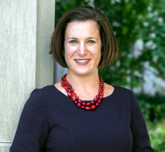 Kristin E. Heyer, Ph.D., professor of theological ethics at Boston College.