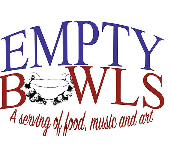 """Empty Bowls"" hunger awareness luncheon."