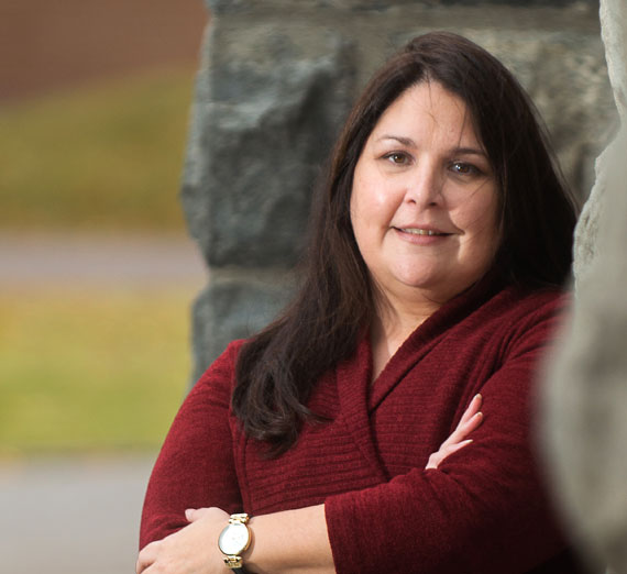 Associate professor of history and director of Gonzaga University's Native American Studies program