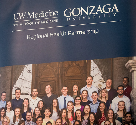 UW-Gonzaga Regional Health Partnership