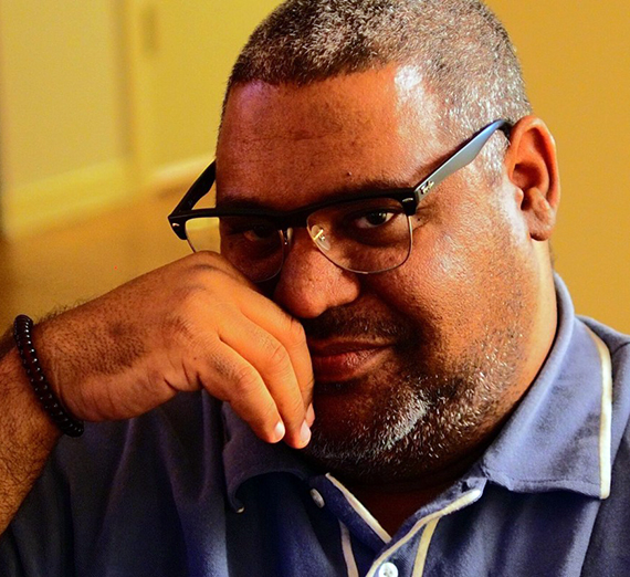Multi-genre author Chris Abani. (Photo courtesy of the author)