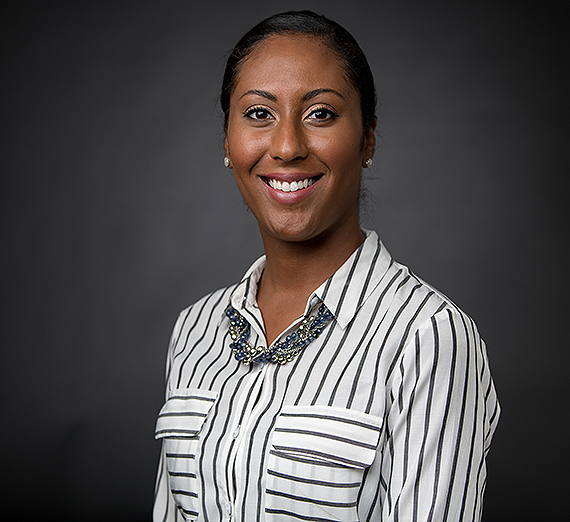 Raven Maragh-Lloyd, Ph.D., assistant professor of communication studies at Gonzaga University.
