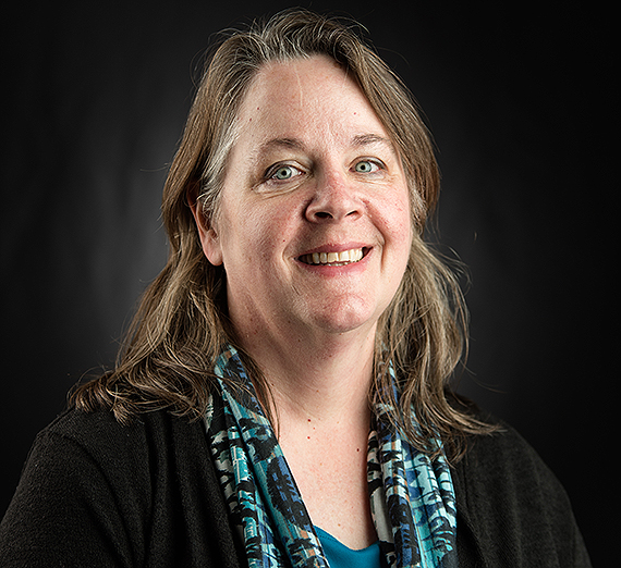 Jane Tiedt, Ph.D., registered nurse, and associate dean of Graduate Programs in the Gonzaga University School of Nursing and Human Physiology. (GU photo)