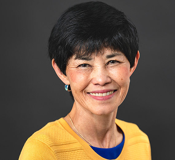 Karlene Hoo, Ph.D., dean of the School of Engineering and Applied Science