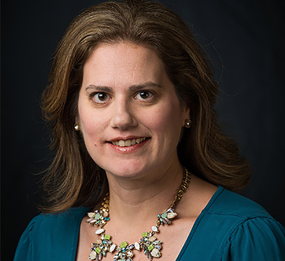 Stacy Taninchev, Ph.D., associate professor and chair of political science at Gonzaga University