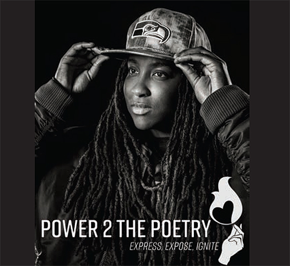 Bethany Montgomery will present at the conference. (Image courtesy Power 2 the Poetry)