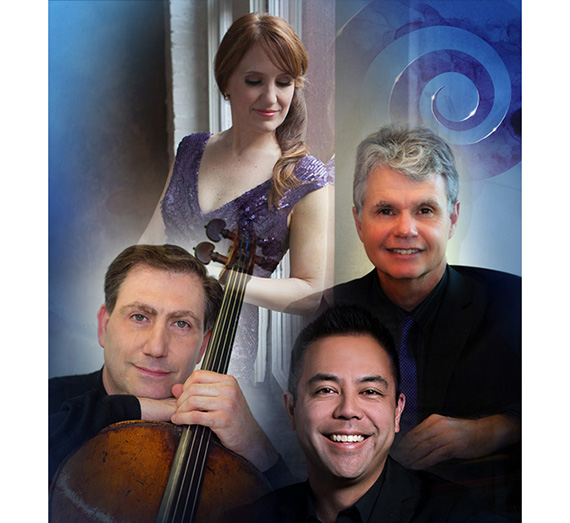 The soloists will be Denise Dillenbeck, violin; Kevin Hekmatpanah, cello; John Pickett, piano; and guest conductor Nikolas Caoile.