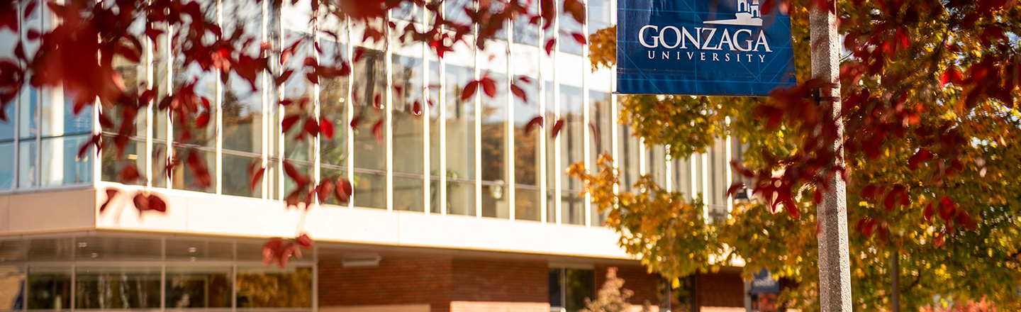 Gonzaga University Campus Photo
